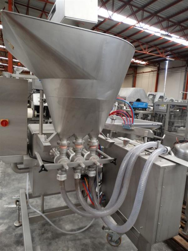 5 llenadora volumetrica dosificadora en acero inox leonhardt