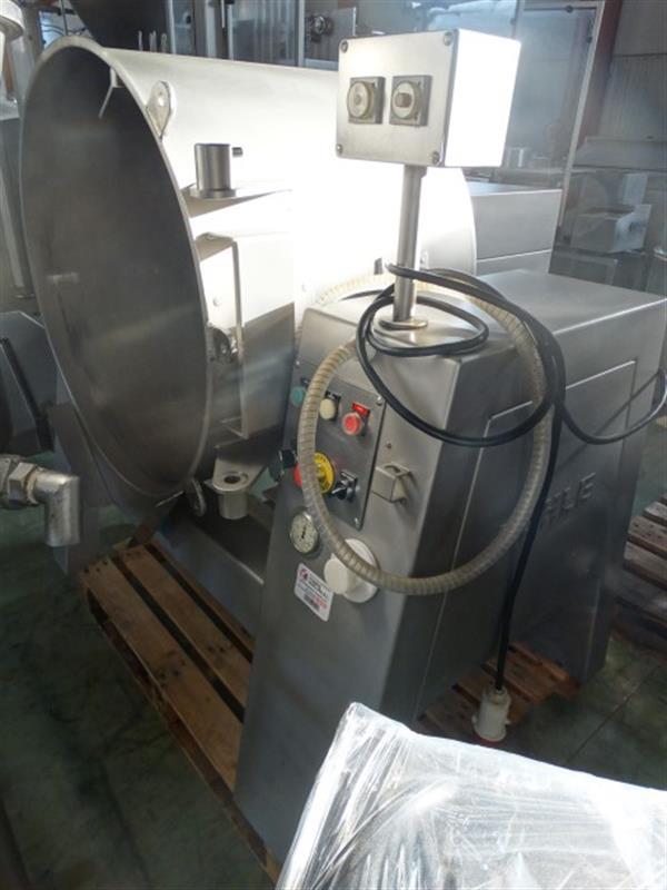 5 mezclador vertical con agitador en acero inox 300 l