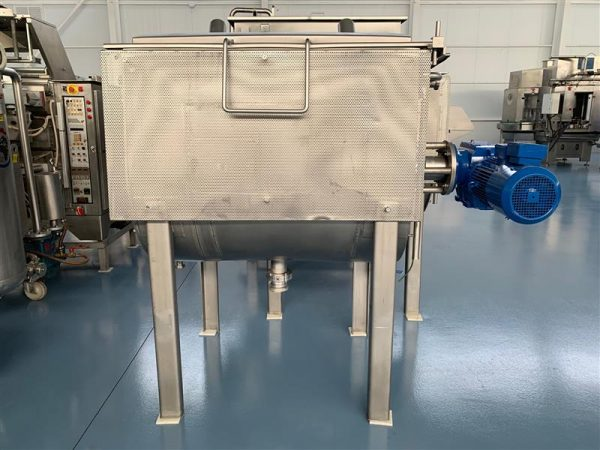 5 mezcladora horizontal westerhoff 600 l inox