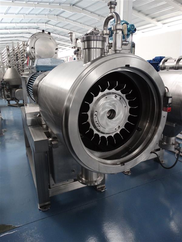 5 turbo pasadora simple bertocchi hx100
