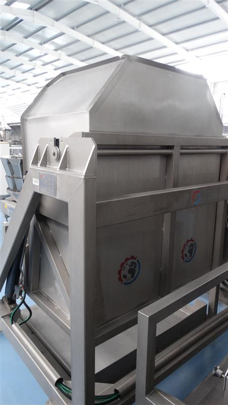 5 volteador de palots hidraulico caiminox inox 1