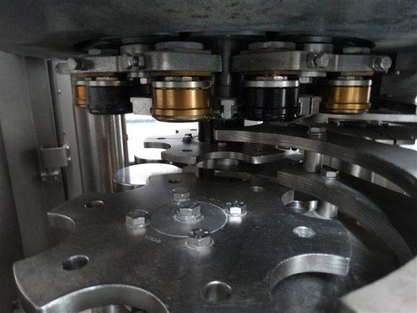 6 cerradora automatica de latas ferrum 706 r