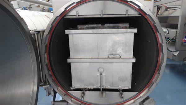 7 autoclave estatico barriquand steriflow inox 5 j