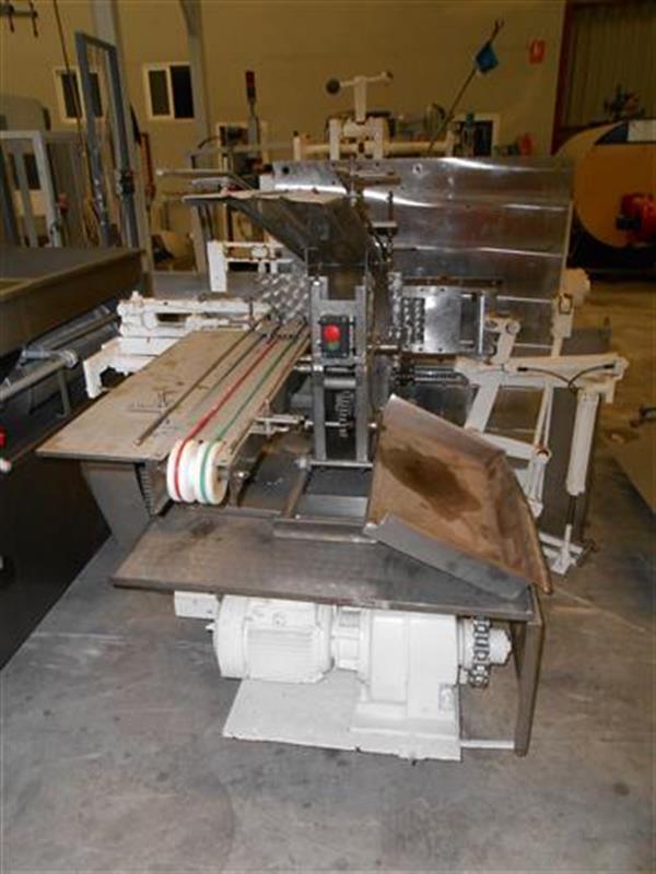 7 empacadora herfraga ro1000 diametro 153mm