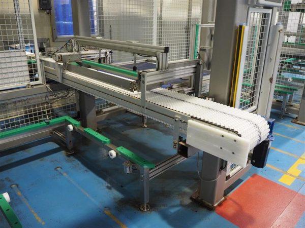 7 enjaulador automatico de bandejas wals systems spider