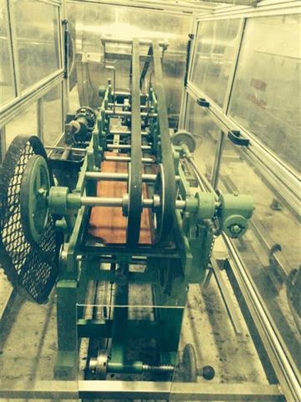 7 etiquetadora de bote rodante carenada de 1 kg y 12 kg