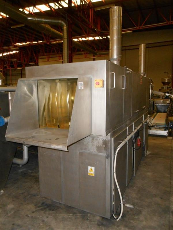 7 lavadora lineal para cajas en acero