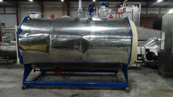 8 caldera vapor rafael cubell de 1.500 kg vapor h