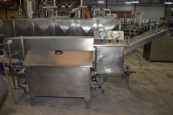 8 lavadora de tarros para todos los formatos en acero