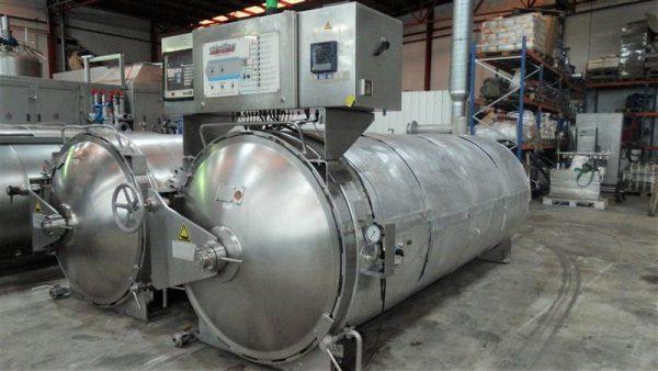 9 autoclave estatico barriquand steriflow inox 4 j