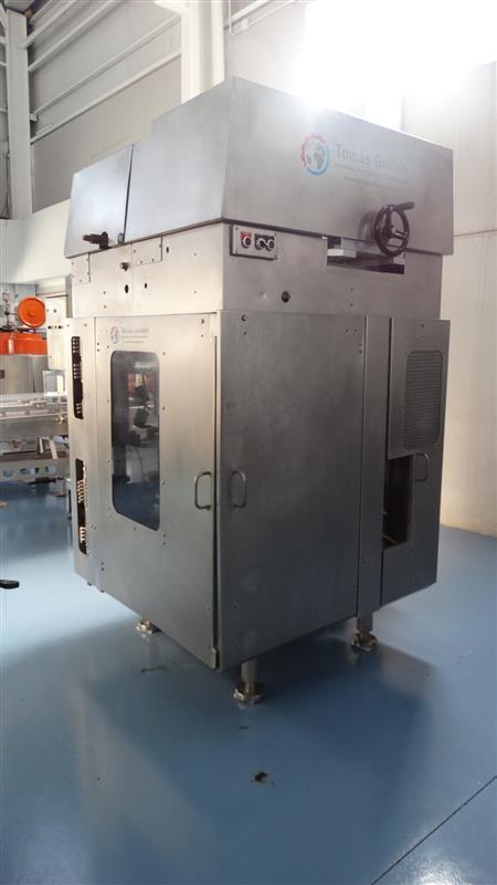 9 cerradora automatica de latas fmc 659 f1